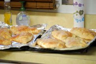 Turnovers Cooling